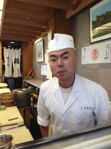 Tetsuya-san of Shirahata