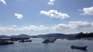 Prominent seaweed fishing