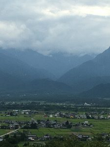 Hotaka North Alps