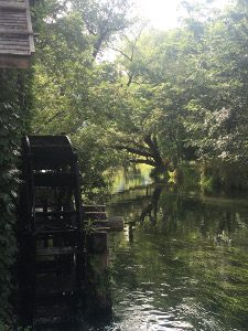 Hotaka watermill