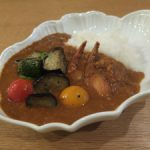 French crab curry